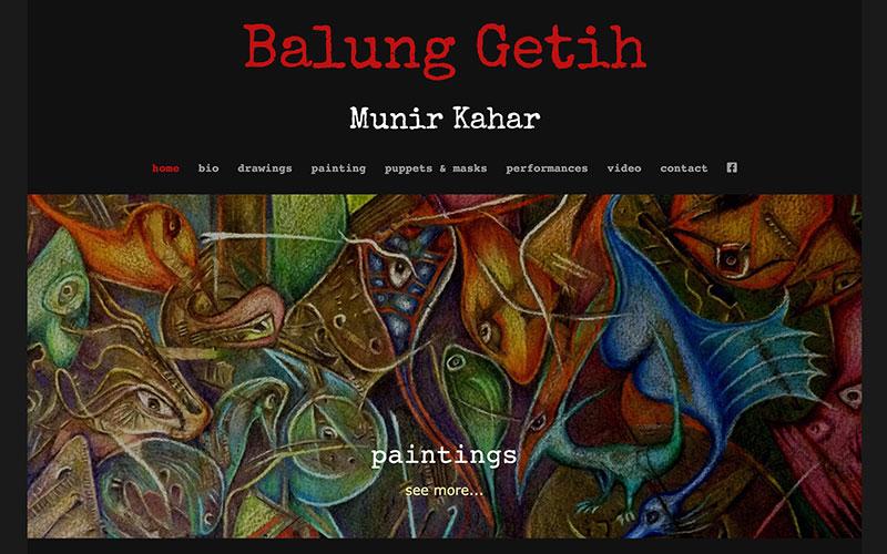 Munir Kahar - Balung Getih