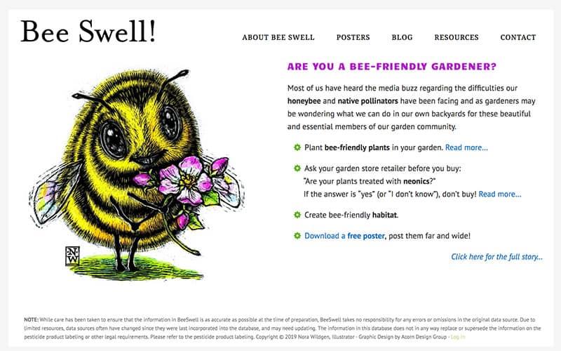 Bee Swell!