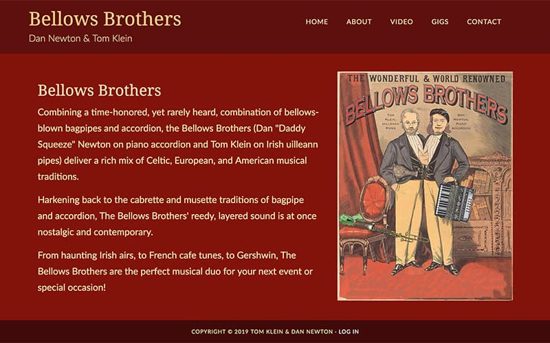 Bellows Brothers