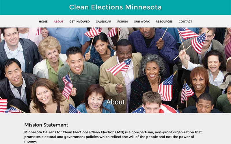 Clean Elections Minnesota