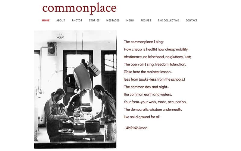 Commonplace Restaurant