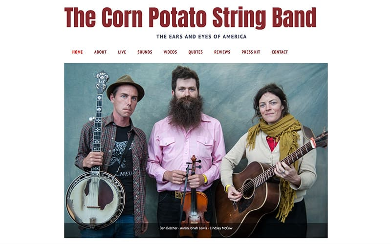 The Corn Potato String Band