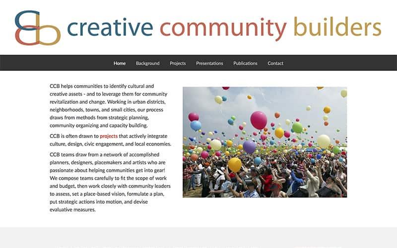 Creative Community Builders