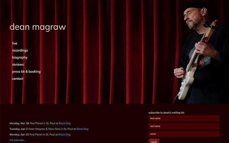 Dean Magraw