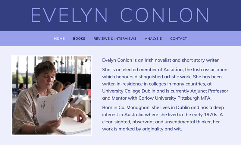 Evelyn Conlon