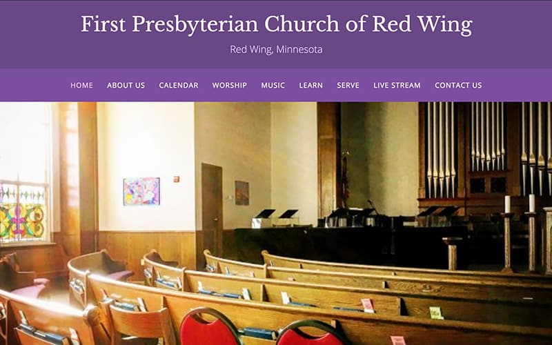 First Presbyterian Church of Red Wing
