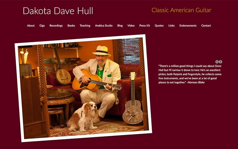 Dakota Dave Hull