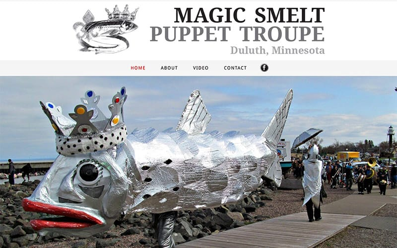 Magic Smelt Puppet Troupe