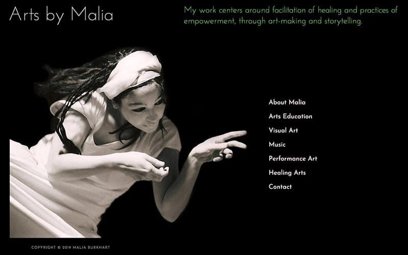 Arts by Malia