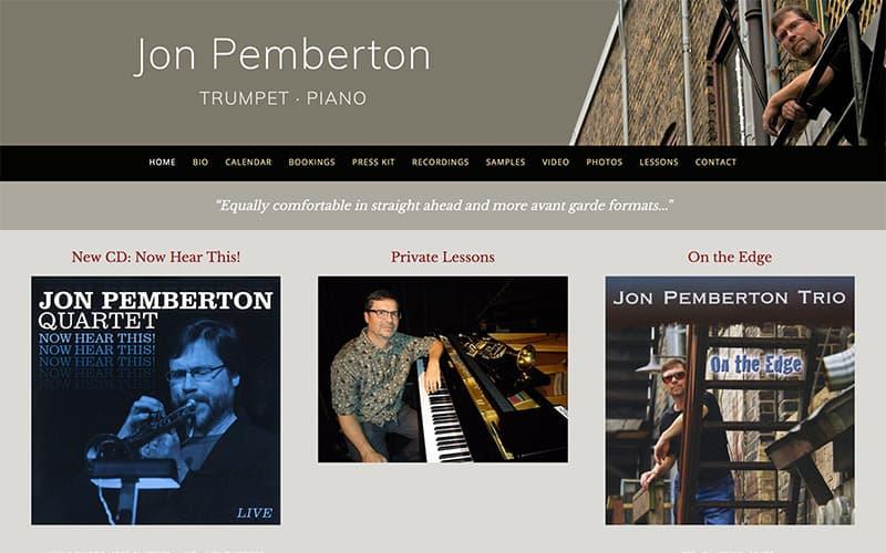 Jon Pemberton