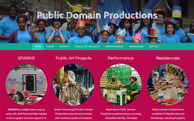 Public Domain Productions