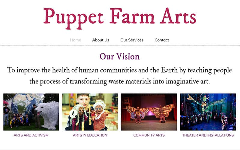 Puppet Farm Arts