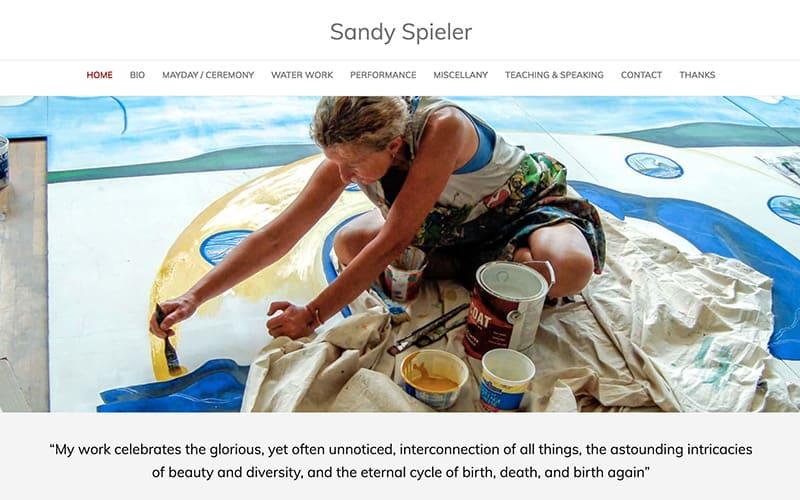 Sandy Spieler